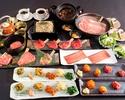 【極みコース全13品】2時間制◆肉寿司に稀少部位も◆