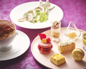 Pierre Herme Afternoon Tea・ Lunch 9/1~