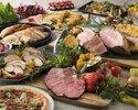 【日~金限定】 Dinner buffet  90分利用