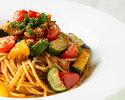 野菜たっぷりミートスパゲッティ