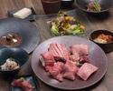 Okinawa Prefecture Wagyu beef yakiniku 7 kinds assortment course