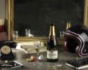 シャンパンディナー~テタンジェ~