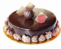 GRAND HYATT CLASSIC CHOCOLATE CAKE (1.2lb)