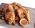 Set for 8 persons (ROASTED CHICKEN, HERB MARINATED)
