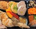 プラザ神戸のグルメ「シェフ大野 特製 三種のシャルキュトリー弁当」を    おうちで!   【テイクアウト弁当】