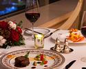 【ディナー】◆ホテル公式サイトWEBプラン◆ アニバーサリーディナー