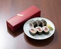 【テイクアウト】 鰹の巻き寿司