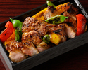 【Take away】Iberian Pork  Steak Bento Box ※ Limited: 10 meals / day