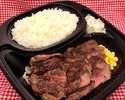 [Take out] Marbled beef steak 300g