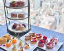 New Price Signature Afternoon tea  with a glass of sparkling wine(Weekday)