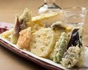 【飲み放題付】匠の天ぷらコース