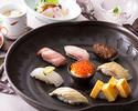 [Sushi Sushi Man] [Lunch] 9/1-10/31 Food Country Awajishima Food Fair