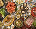 【20周年×サンクスフェア】Dinner buffet