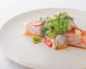 【DINNER】SEASONAL COURSE