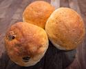 ◎離乳食にも◎ もっちりまるパン