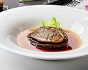 【鮑ディナーコース】吉浜産四十八頭干し鮑やイセエビ、蟹肉など海の幸の旨味をお愉しみください 正規料金