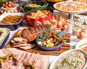 【weekday lunch buffet】Special discount after 1:45 PM