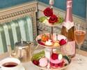 """1名様~【四条店限定アフタヌーンティー】Afternoon Tea """"RAFINE"""" +ロゼ・シャンパーニュ"""