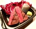 【テイクアウト】和牛もも肉の炭火焼き 150g