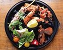 【テイクアウト】KIHACHIの前菜6種盛り合わせ(2人前)
