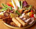 【テイクアウト】KIHACHIの前菜6種盛り合わせ(4人前)