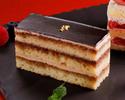 【カットケーキ】 オペラ