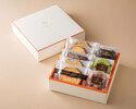 【TAKE OUT】焼き菓子セットAセット6種 内容量8個