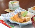 魚と野菜の煮物