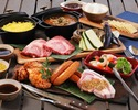 【10月1日~スタート】アルコール飲み放題付き!SEASIDE VIEW BBQコース ※2.5時間制
