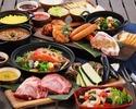 【10月1日~スタート】SORAMIDO BBQコース ※3時間制