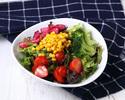 【デリバリー】グリーンサラダ レギュラーサイズ(配達時支払い)