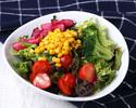 【デリバリー】グリーンサラダ ラージサイズ(配達時支払い)