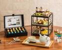 Chocolate & Nespresso Afternoon Tea set