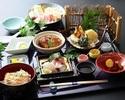 【日帰りランチ Go To Eatキャンペーン】阿波旬彩御膳と湯ったり満喫プラン