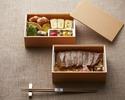 【TAKE OUT】国産牛フィレステーキ弁当(御飯)