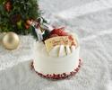 <テイクアウト>【Christmas Cake 2020🎄】苺のショートケーキ 15cm