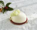 <テイクアウト>【Christmas Cake 2020🎄】 柚子チョコレートムース