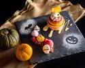 【10月限定ハロウィンランチ】メインが選べるランチセット×ハロウィン特製デザート付♪