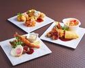 選べる3種の洋食ランチ
