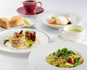 【Early Summer 2021】 Pasta Lunch Set Menu(Weekdays only)