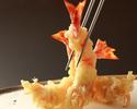天ぷらコース 彩