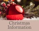 ◆◇◆ 12/19~12/27のクリスマス期間 ご案内 ◆◇◆