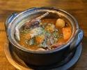 【テイクアウト】ウサギと栗のポルトガル風土鍋煮 [New]
