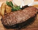 【テイクアウト】<25%OFF>ポンドステーキ ~フランス産シャロレー牛~