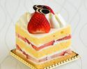 Edmont's ピースケーキセレクション 「いちごのショートケーキ」