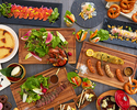 Dinner semi-buffet *90-minute limit (Weekdays) JPY4400