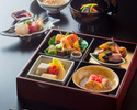 """Online limited special price"" SHOKADO Bento Lunch 5,000 yen"