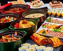 International Dinner Buffet Adult