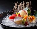 日本料理 懐石料理「橘」15000円ディナー