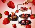 [Regular price] Strawberry afternoon tea set 5,300 yen